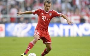 Rafinha FC Bayern Munich