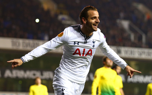 Tottenham's Roberto Soldado says he is ashamed to play at White Hart Lane