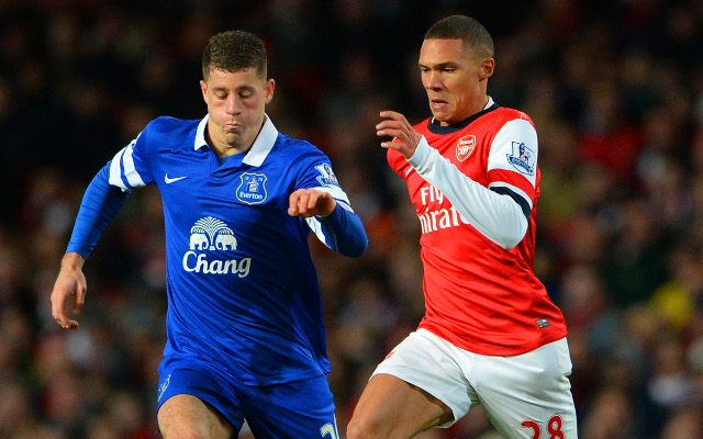 Arsenal 1-1 Everton: Premier League match report and highlights