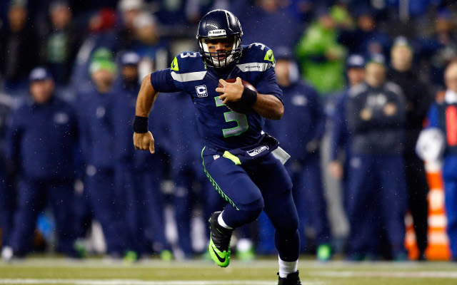 (Video) Brilliant score by Russell Wilson gives Seattle Seahawks win and keeps playoff hopes alive