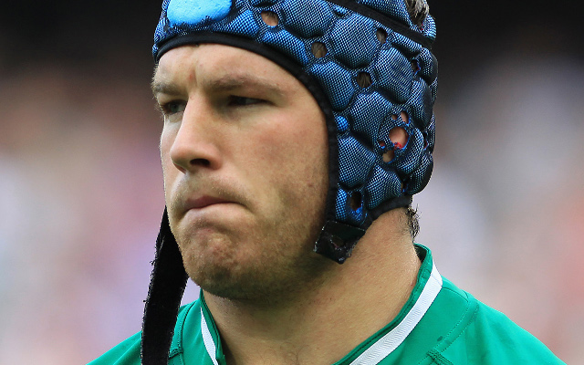Ireland star Sean O'Brien set to miss Six Nations due to shoulder injury