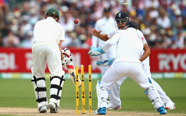 (Video) Ashes highlights: Smith and Haddin boost Australia total as England improve