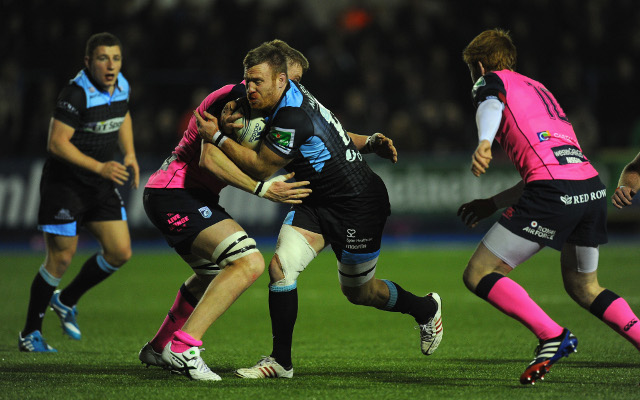 Private: Glasgow Warriors v Cardiff Blues: Heineken Cup, live rugby union streaming & preview