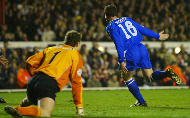 Wayne Bridge Chelsea