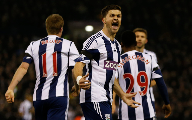 West Brom accept undisclosed offer from Hull City for Long and talks have begun