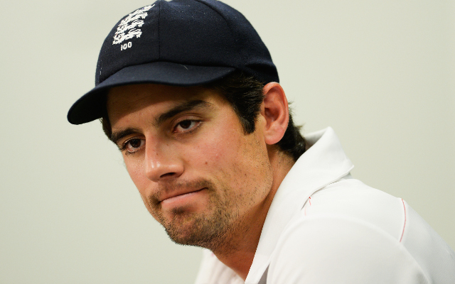 England captain Alastair Cook furious following criticism from former teammate