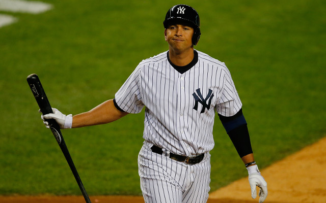 A-Rod returns: Alex Rodriguez to bat 7th for New York Yankees on MLB Opening Day