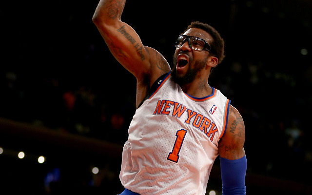 Amar'e Stoudemire believes New York Knicks 'best team in league on paper'