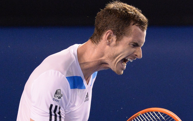 (Best Shots/Tweets) #Murray #Dimitrov – Twitter explodes as tennis warriors do battle at Australian Open 2015