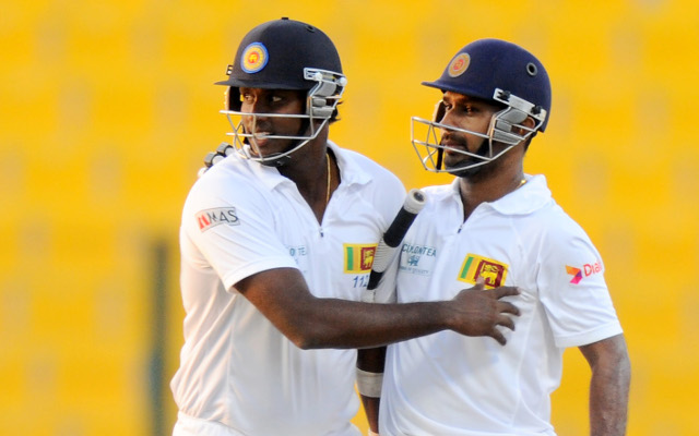 Pakistan captain praises Angelo Mathews for vital century