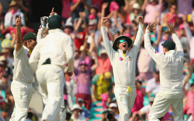 Australia humilate England to win back the Ashes 5-0 – report