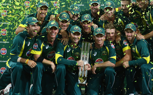 Cricket Australia contracted player list 2014-2015 season is announced