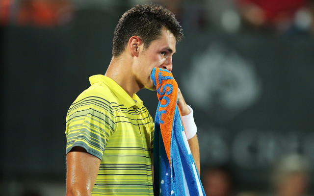 Australian Open 2015: Bernard Tomic slams tournament schedule following loss to Tomas Berdych