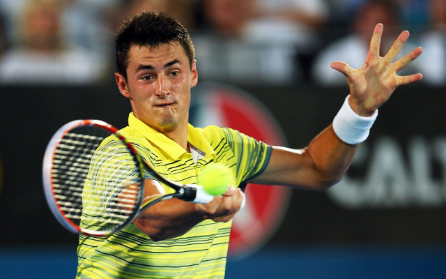 Australian Open tennis news: Bernard Tomic says he can beat Rafael Nadal in first round
