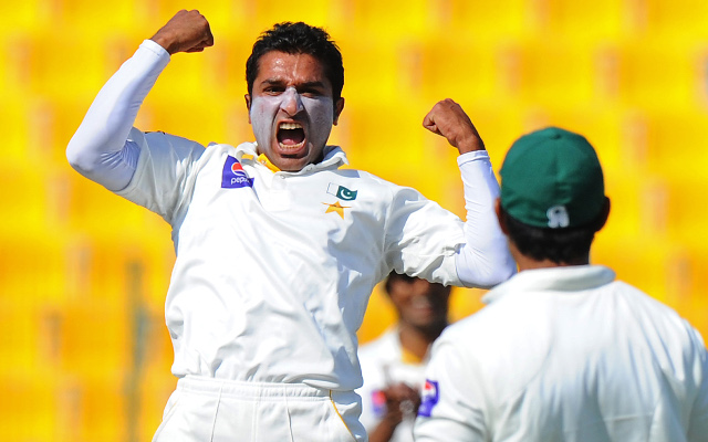 Bilawal Bhatti snares two important wickets to put Pakistan in command