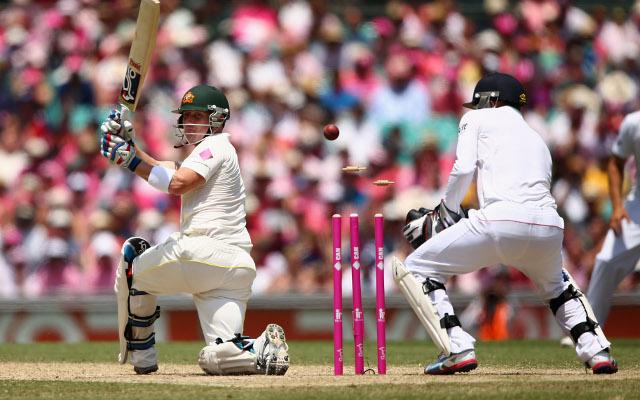 Ashes scorecard: England v Australia, 5th Test match, day three – morning session