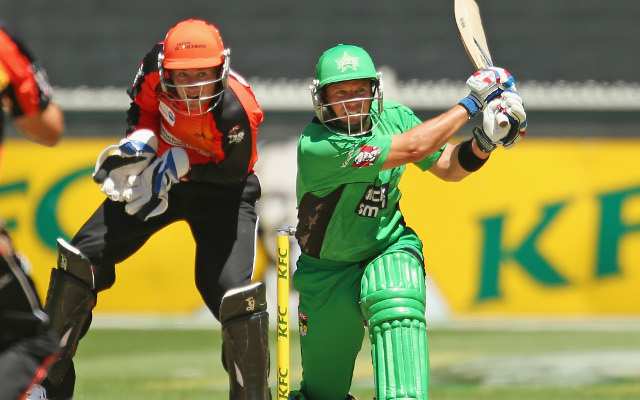 (Video) Big Bash League T20 cricket highlights: Melbourne Stars v Perth Scorchers