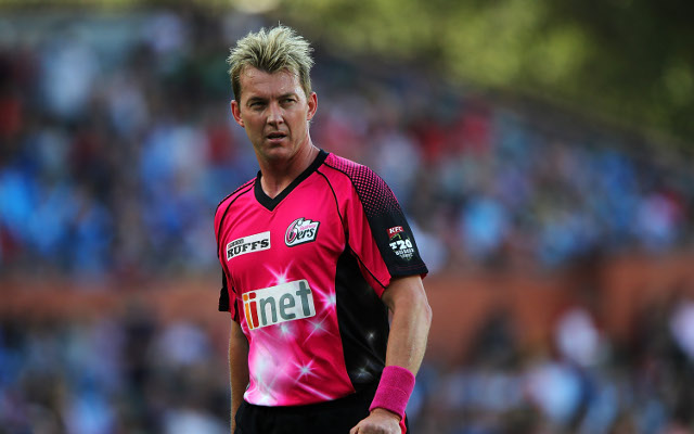 (Video) Big Bash drama: watch the last three deliveries of Brett Lee's cricket career – Binga almost saves the day for Sydney Sixers but Perth Scorchers steal winning single on hat-trick ball
