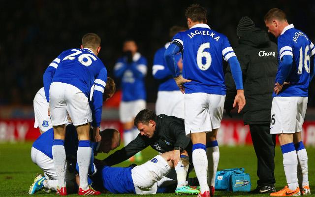 Bryan Oviedo Everton