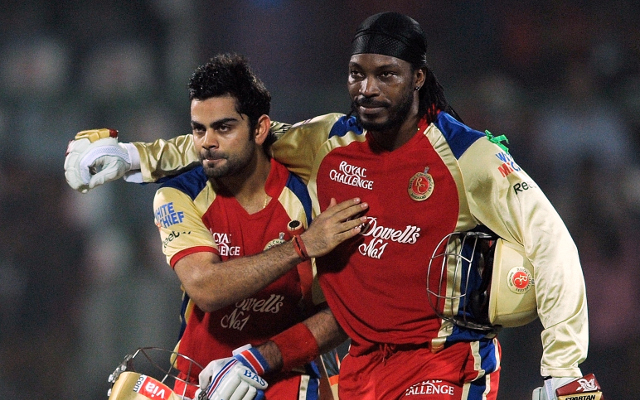 The best batsmen in the 2014 IPL with Royal Challengers Bangalore trio and Brendon McCullum featured