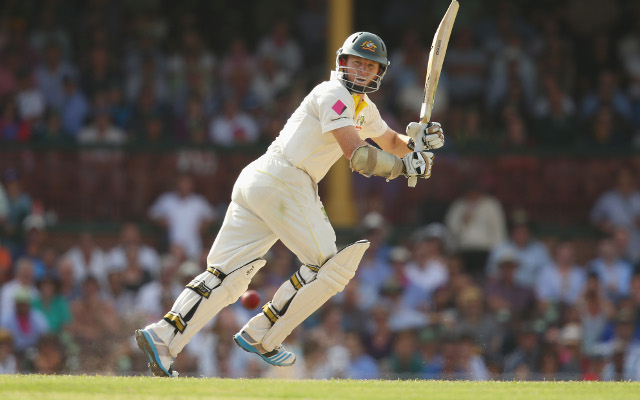 West Indies v Australia: Chris Rogers could miss second Test due to concussion
