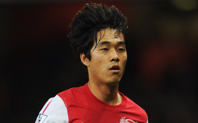 Chu-Young Park Arsenal
