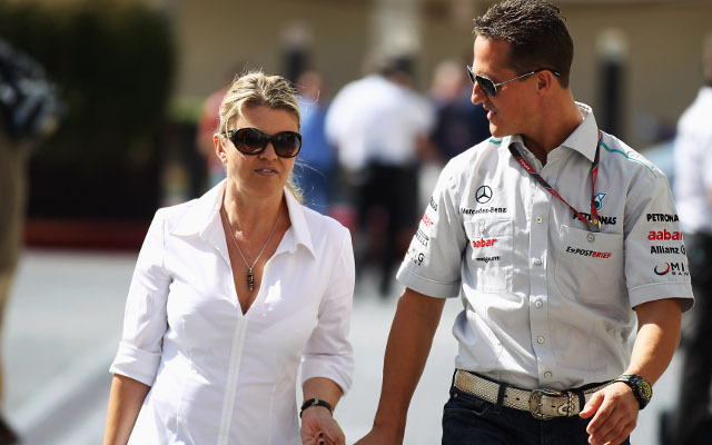 Michael Schumacher latest news: Wife of F1 star only wants close friends and family nearby