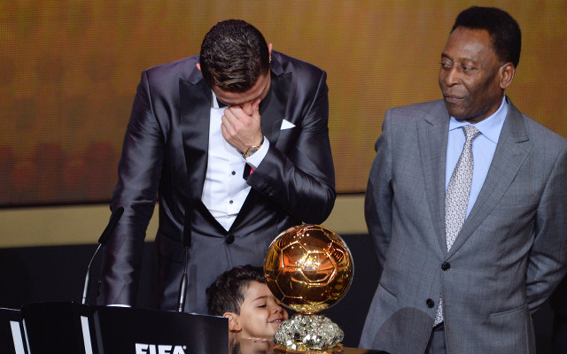 (Video) Ballon d'Or 2013: Cristiano Ronaldo's stunning year by numbers