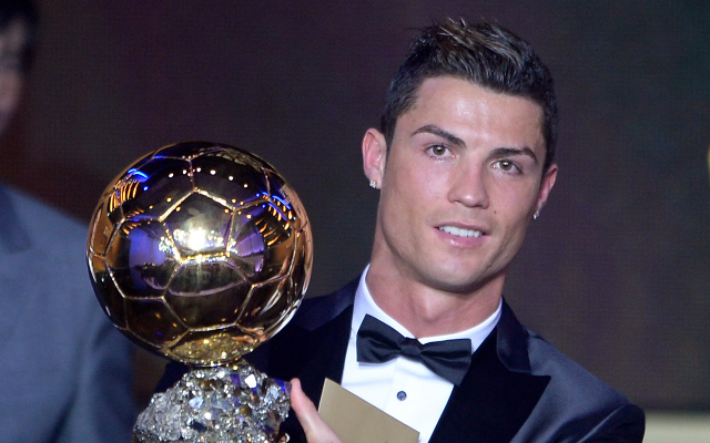 (Video) Bizarre – Commentator compares Ballon d'Or winner Ronaldo to Northern Ireland international