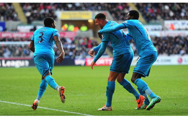 Danny Rose Kyle Walker Emmanuel Adebayor Tottenham