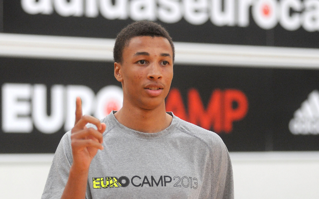 NBA draft 2014 news: Dante Exum gets advice from Lakers legend Kobe Bryant