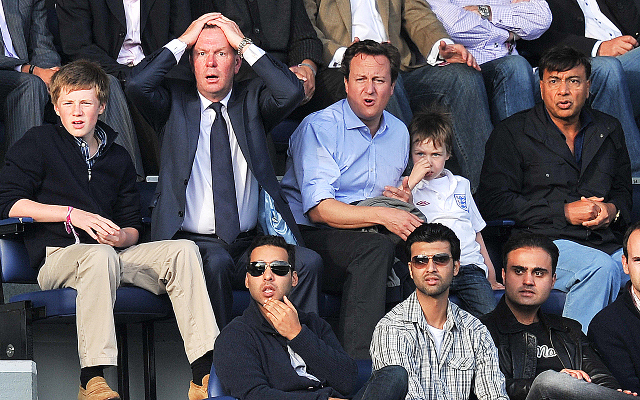 """Aston Villa fan"" David Cameron horribly abused after expressing support for Thomas Hitzlsperger"