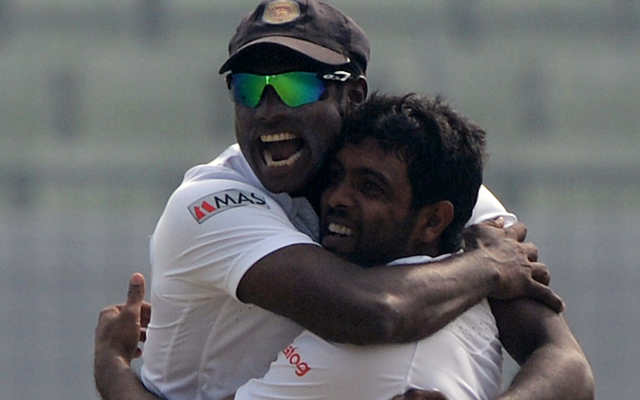 Dilruwan Perera stars as Sri Lanka beat Bangladesh by an innings and 248 runs
