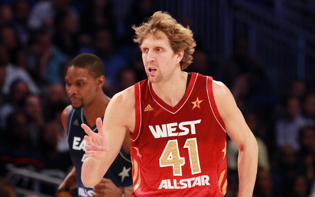 NBA All-Star Game reserves list: Rookies join veterans such as Chris Bosh and Dirk Nowitzki