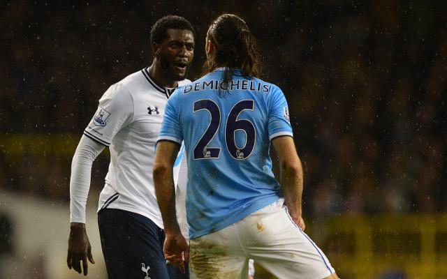 Tottenham Hotspur 1-5 Manchester City: Premier League match report and highlights