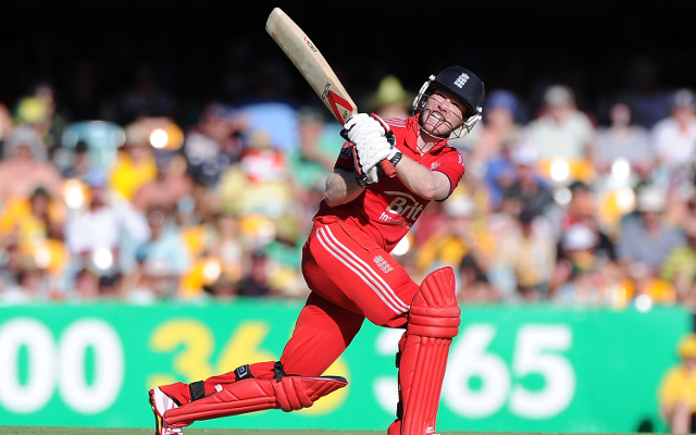 Eoin Morgan scores 106 as England set Australia 301 to win