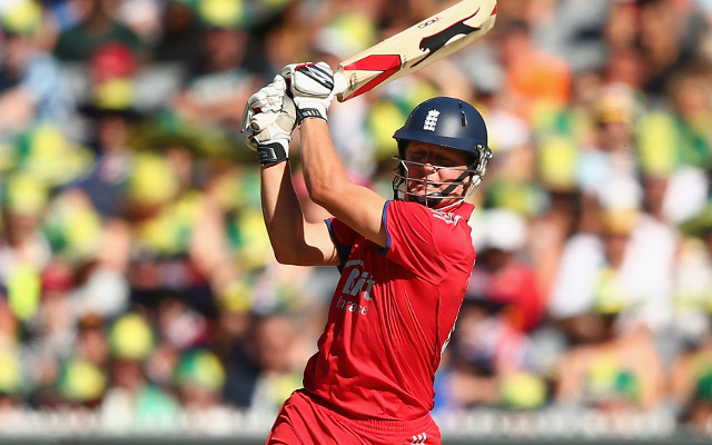 A Gary Ballance half-century helps England to 269 in first ODI