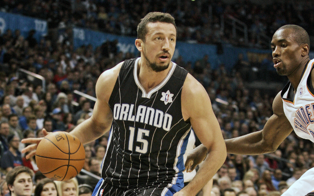 Los Angeles Clippers sign Hedo Turkoglu for rest of NBA season