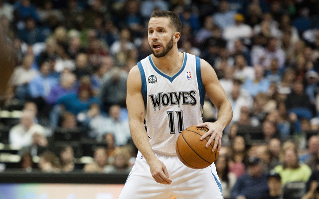 "Minnesota Timberwolves news: Kevin Love and J.J. Barea over ""sulking"" incident"