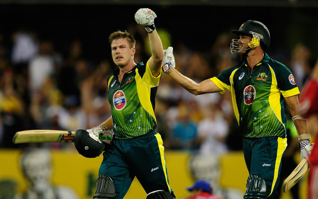 James Faulkner: The talk of Twitter after match-winning innings