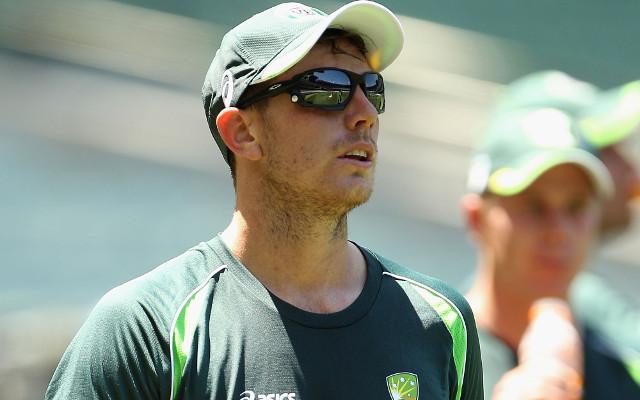 James Pattinson not picked in Australia's ODI side