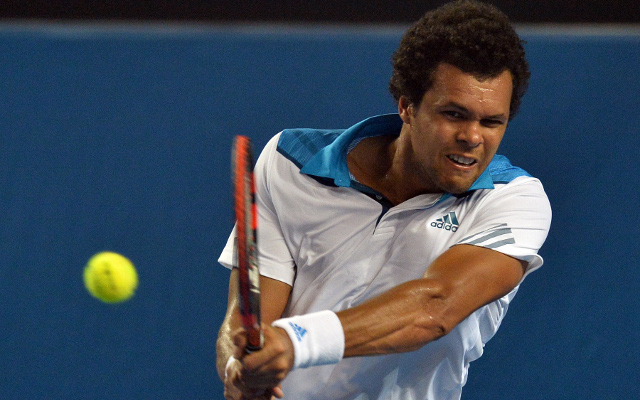 Australian Open Tennis news: Jo-Wilfried Tsonga cruises into third round
