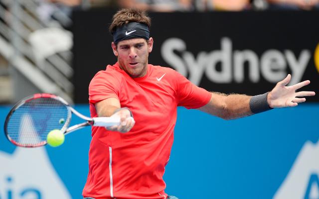 Australian Open tennis: Juan Martin del Potro suffers hiccup in lead-up semi