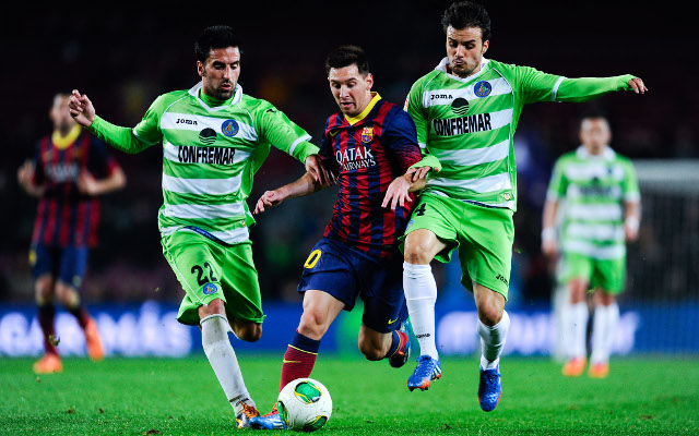 Private: Getafe v Barcelona: Copa del Rey match preview and live streaming