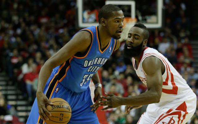 (Video) NBA highlights: Oklahoma City Thunder beat Houston 104-92