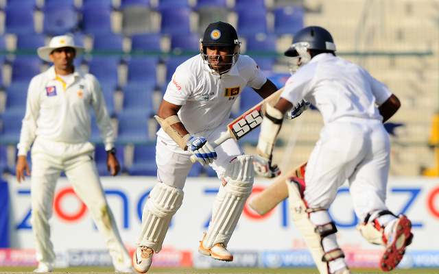 Pakistan v Sri Lankan: Scorecard at close on day three