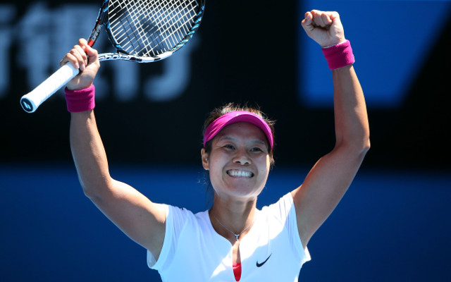 (Video) Li Na gives hilarious acceptance speech after 2014 Australian Open win