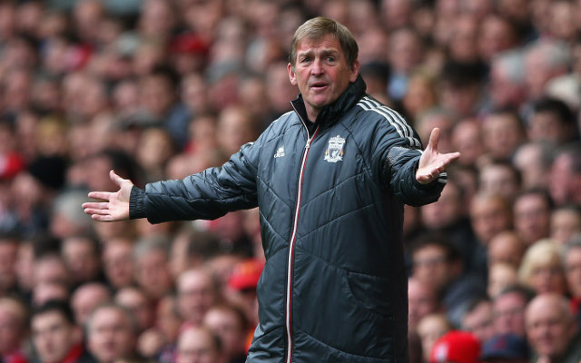 Liverpool Kenny Dalglish manager