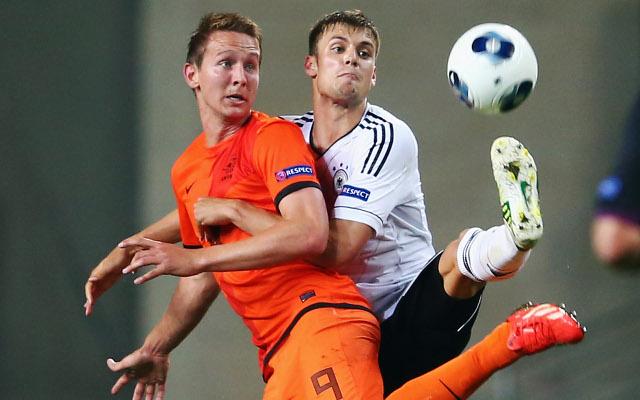 Newcastle United confirm signing of Dutch striker Luuk De Jong