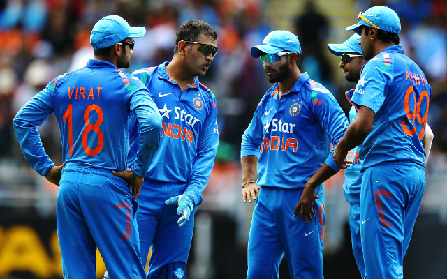 Cricket World Cup: India captain MS Dhoni blames 'pressure' for semi-final loss to Australia